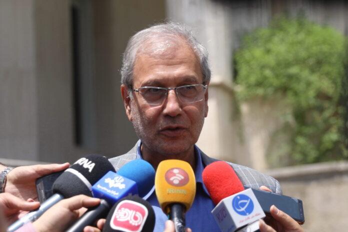 Iranian Government Spokesman Ali Rabiei