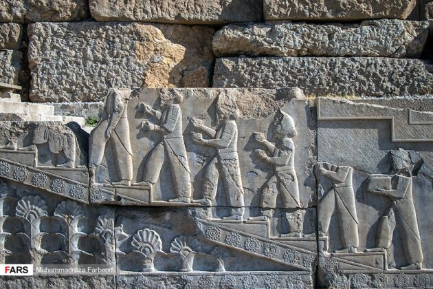 Persian Architecture in Photos: Reliefs of Persepolis