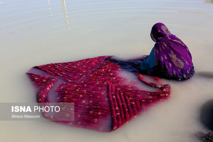 Flood in Iran's Sistan and Baluchestan