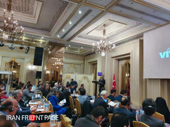 Summit of Iranian & Turkish Knowledge-Based Companies