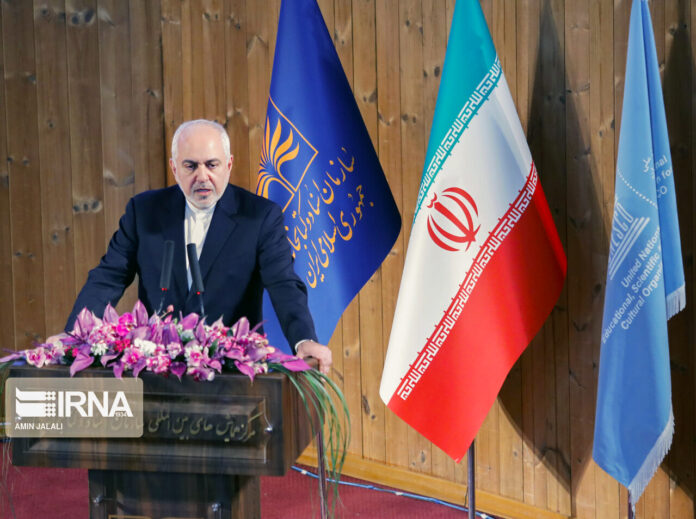 Iran FM Says Trump Emboldened by Int'l Passivity