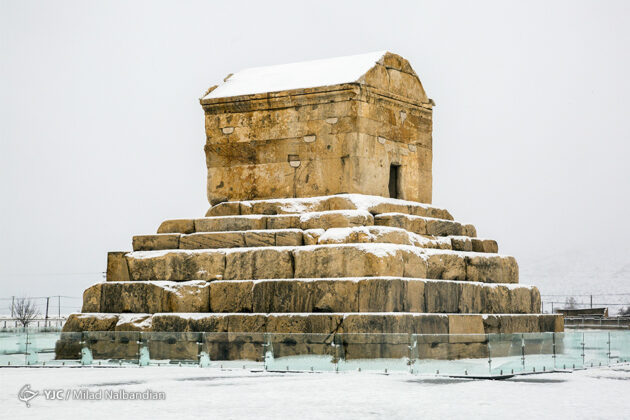 Iran's Pasargadae