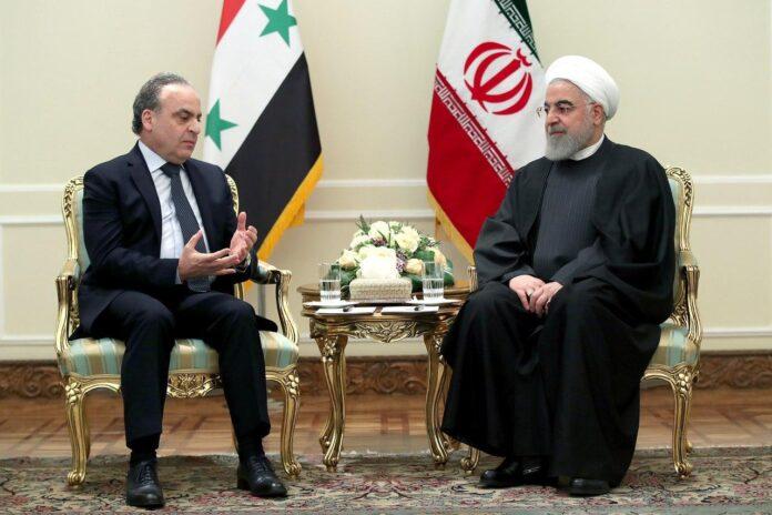 Hassan Rouhani - Imad Khamis
