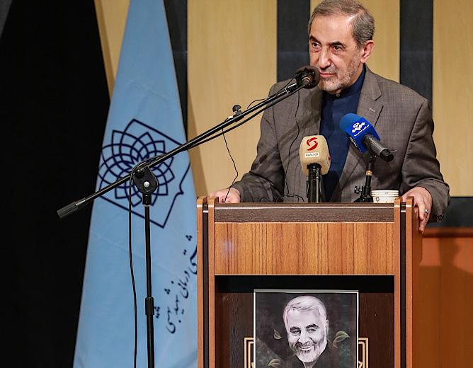 A senior advisor to Iran's Leader- Ali Akbar Velayati