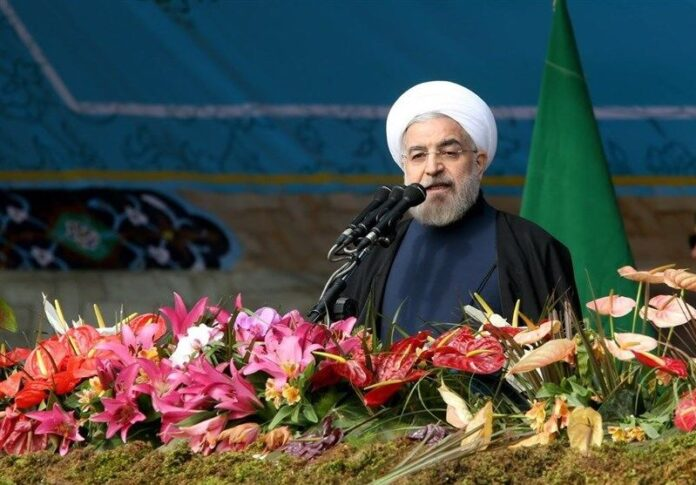 President Rouhani Debunks US Claim That Gen. Soleimani Sought War