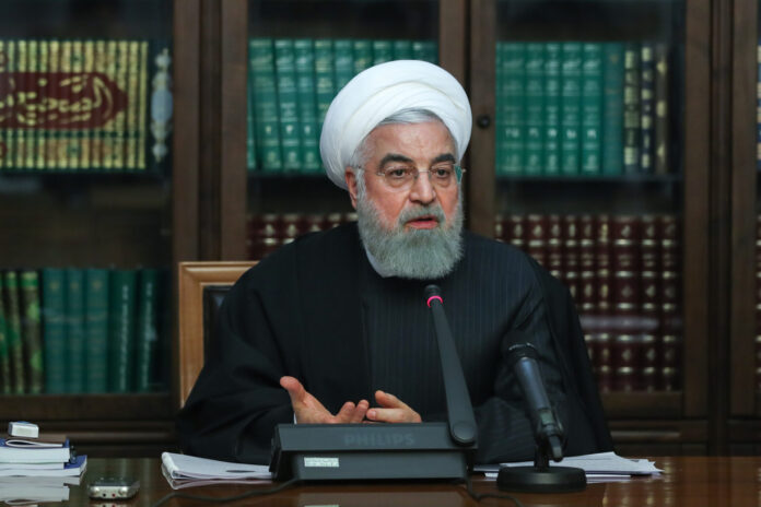 Enemies Spreading Fear about Coronavirus in Iran: Rouhani