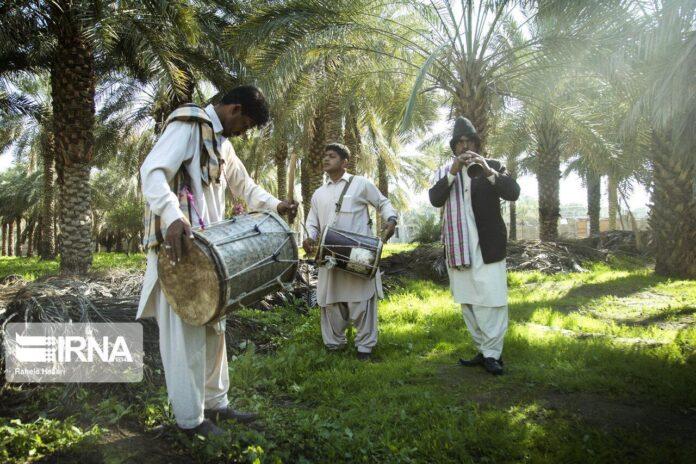 Iranian Art: Folklore Music of Kerman Province