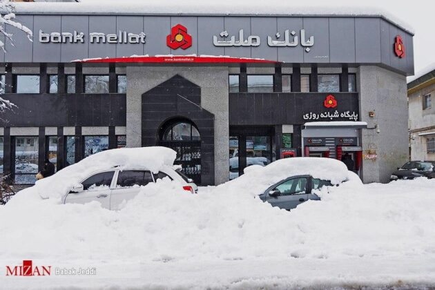 Heavy Snowfall, Avalanche Leave Casualties in Northern Iran