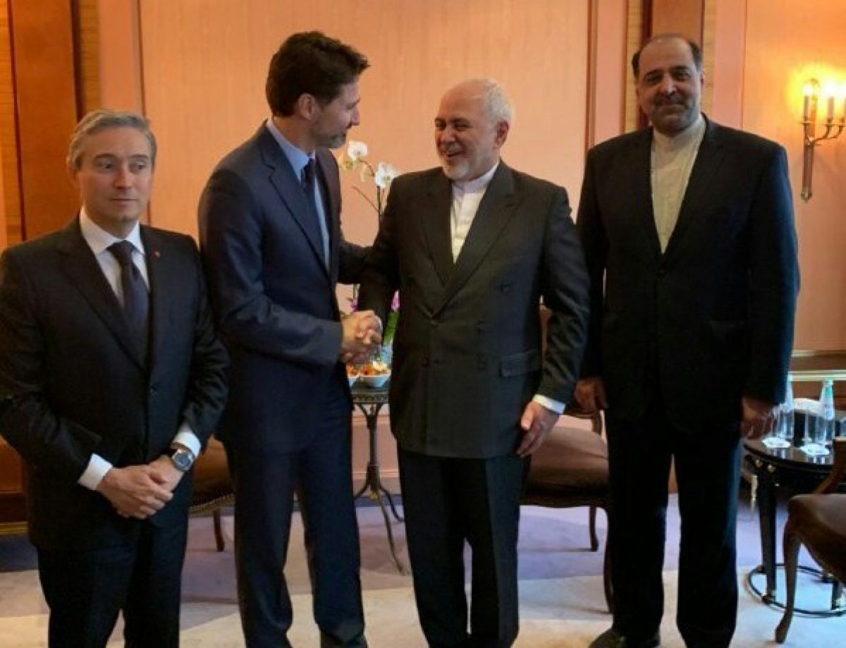 Nader: Canada has a limited window to get concessions from Iran