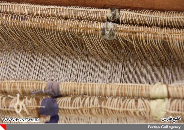 Aba Weaving in southern Iran