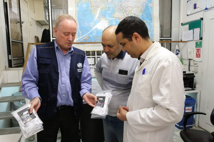 Iran's Import of COVID-19 Test Kits Hampered by US Sanctions, FATF Blacklisting