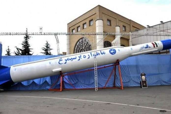 Iran's Newest Satellite Prepared for Launch Using Homegrown Carrier
