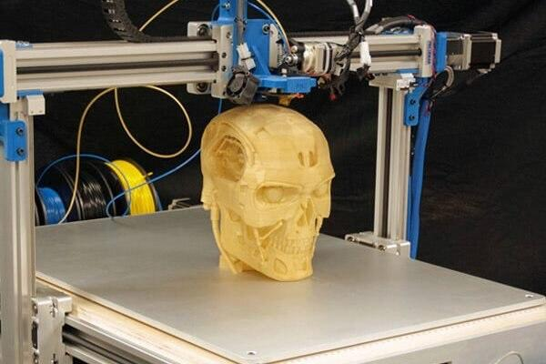 Iran Develops 3D Printers on Par with European Samples