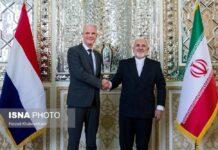 Iran, Netherlands Discuss Mideast Developments in Tehran