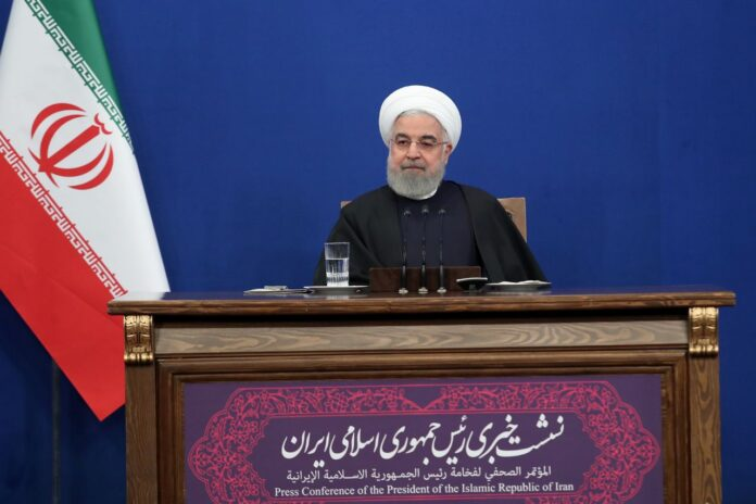 Iran Not to Negotiate from Position of Weakness: Rouhani