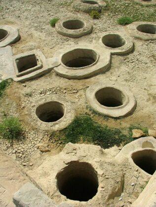 Iran Qeshm Island's Tala (Tal Eau) Water Wells (1)