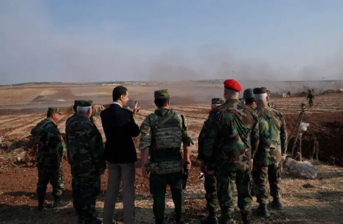 Iran Says Fight against Terrorism in Syria's Idlib