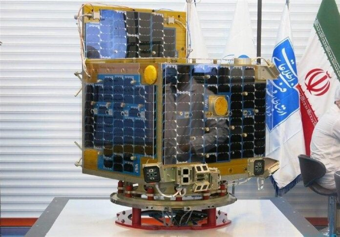 Iran to Send Homegrown Satellite into Orbit in Coming Days