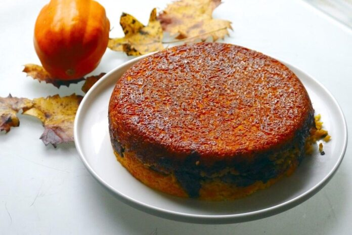Iranian Pumpkin Tahchin; A Must-Try Dish for All