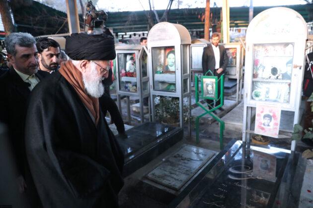 Iran Leader Ayatollah Seyyed Ali Khamenei