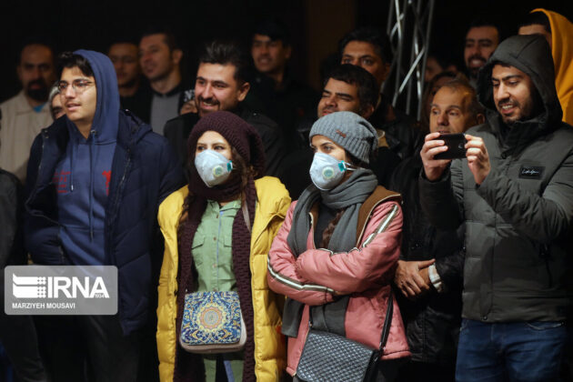 Fajr Theatre Festival: People Warmly Welcome Street Performances