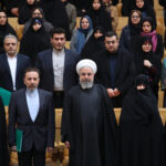 President Rouhani Says Women's Role Growing in Iran