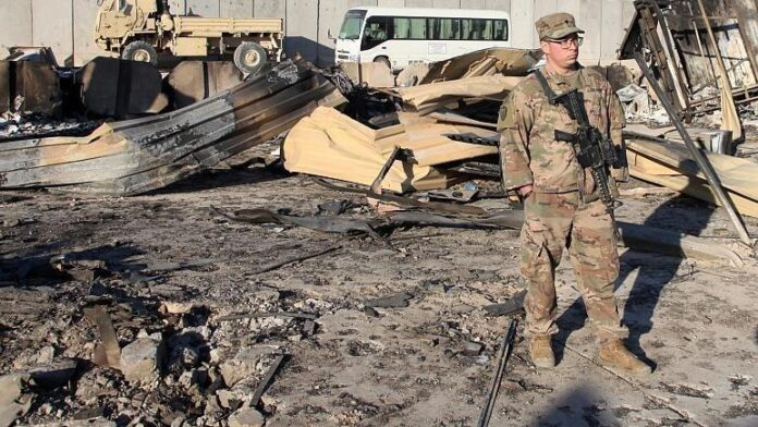 US Will Have to Announce Heavy Casualties Inflicted in Iran Attack on Iraq Base