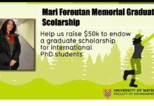 Canada, Iran to Grant Scholarships in Memory of Ukrainian Flight Victims