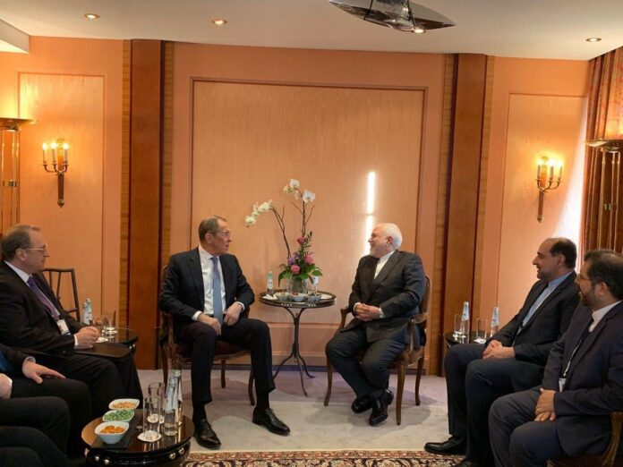 Iran FM Discusses Syria with Russian, Turkish Counterparts