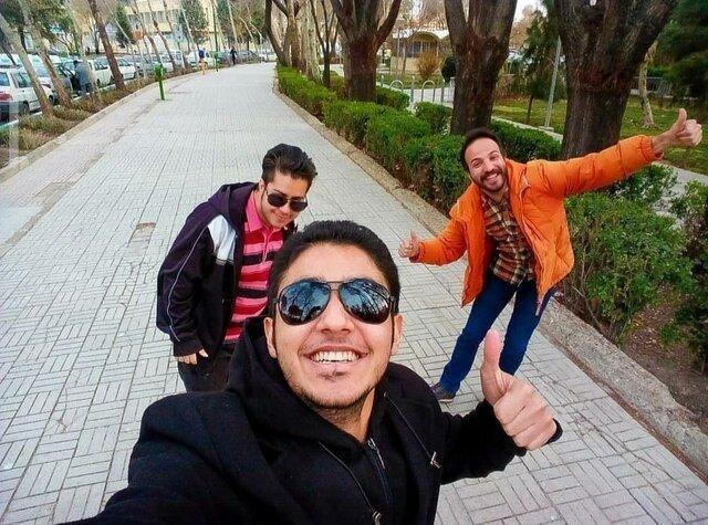 'Smiling Challenge' to Combat Coronavirus Going Viral in Iran