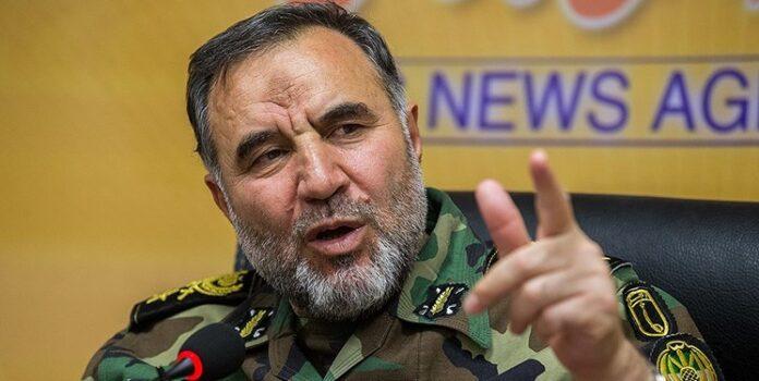 General Kioumars Heidari