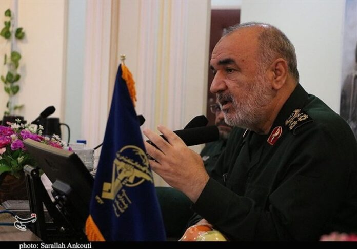 IRGC Chief Says Stage Set for Tackling COVID-19 in Iran