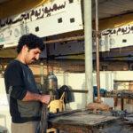 Sculpture Symposium Underway in Iran's Isfahan 5