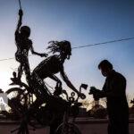 Sculpture Symposium Underway in Iran's Isfahan 4