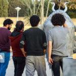 Sculpture Symposium Underway in Iran's Isfahan 6