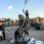 Sculpture Symposium Underway in Iran's Isfahan 2