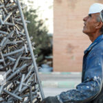 Sculpture Symposium Underway in Iran's Isfahan 1