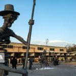 Sculpture Symposium Underway in Iran's Isfahan 8