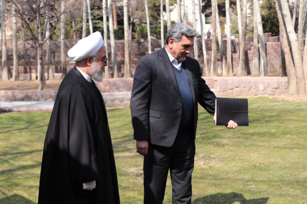 Big Afforestation Project Kicks Off around Tehran