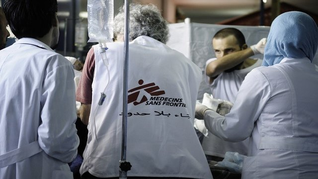 Iran Apologises to MSF over Cancellation of Mission
