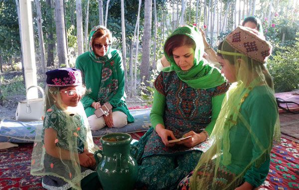Boloni; A Fortune-Telling Ritual Performed in Nowruz