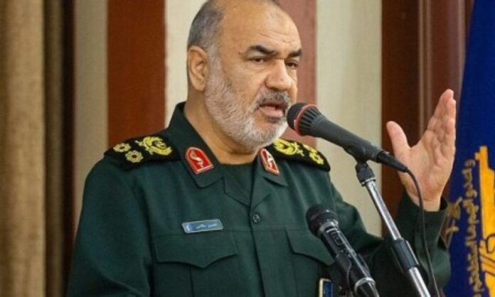 Iran to Hit Anyone Involved in Gen. Soleimani's Assassination: IRGC Chief