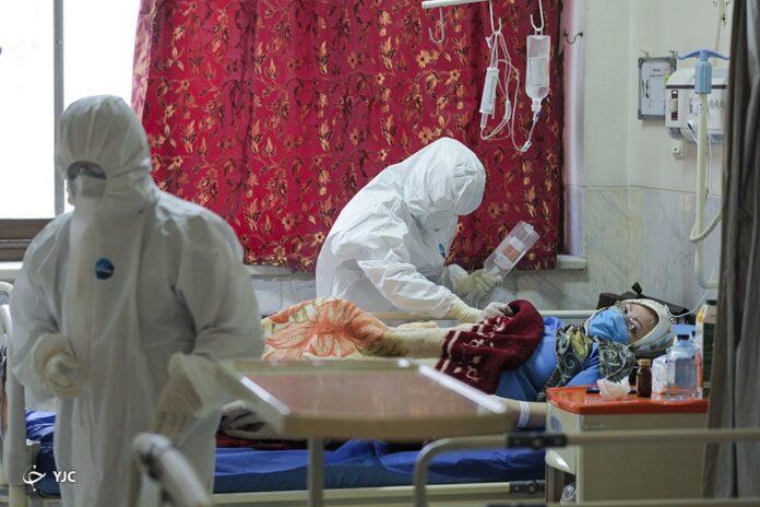 Iran's COVID-19 Death Toll Rises to 7,734