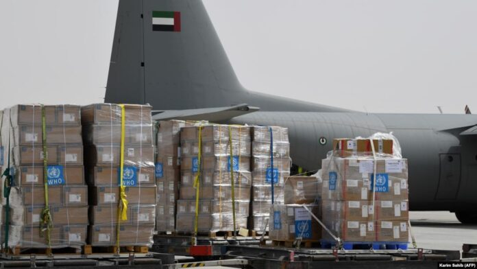 100,000 Coronavirus Test Kits Shipped to Iran by WHO