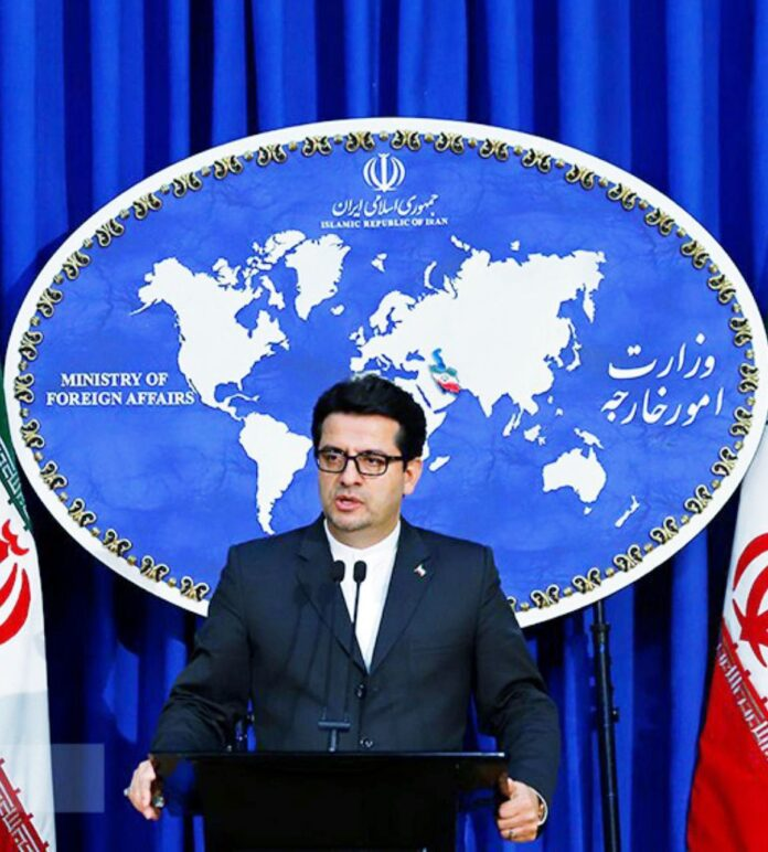 Spokesman Outlines Foreign Ministry's Moves in Coronavirus Fight