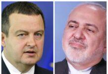 Iranian, Serbian FMs Discuss Coronavirus Outbreak