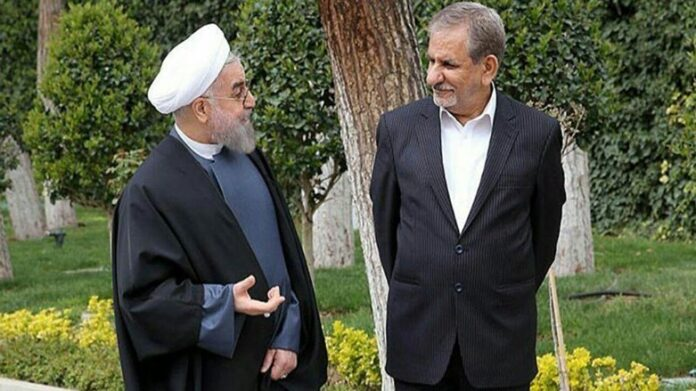 Iran's First VP, Two Ministers Contract Coronavirus: Report