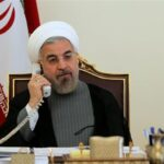 Issue of Idlib Must be Resolved Diplomatically: Rouhani to Erdogan