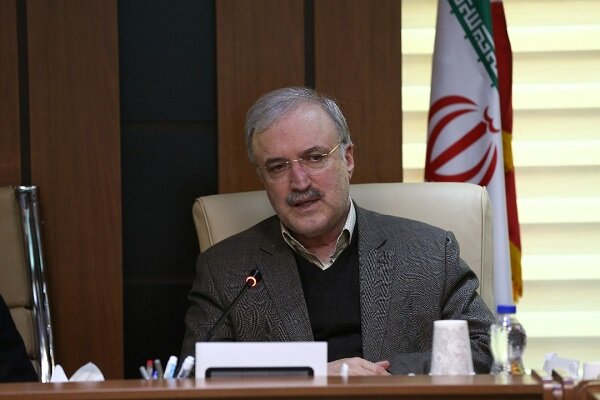 Iran's Health Minister Commends Interior Ministry, Basij for Efforts in War on Coronavirus