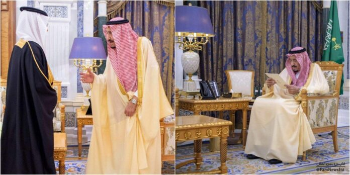 Saudi Releases New Photos to Show King Salman Is Alive